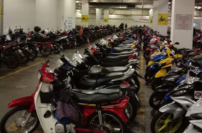 New bill seeks to make parking safer and more secure for motorcycles and cars