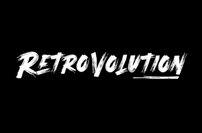 Retrovolution Kawasaki Logo
