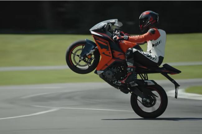 Rok Bagoros KTM RC 390