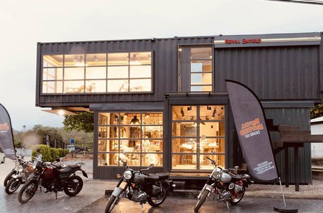 Royal Enfield Mobile Dealership