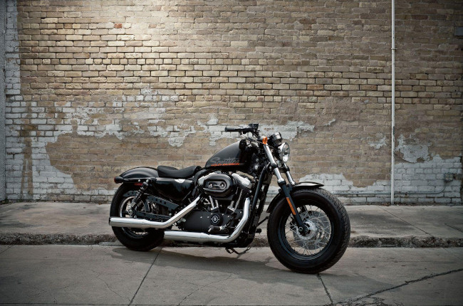 Small-displacement Harley-Davidson cruisers in the pipeline