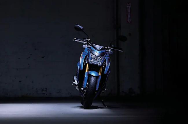Suzuki teases updated GSX-S1000