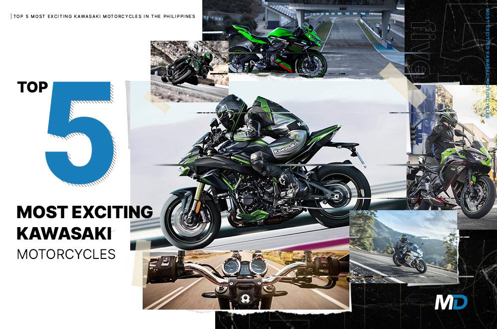 Top 5 Most Exciting Kawasaki