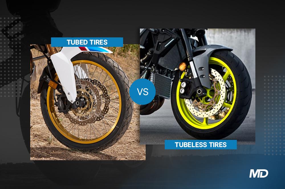 Tube vs tubeless tires