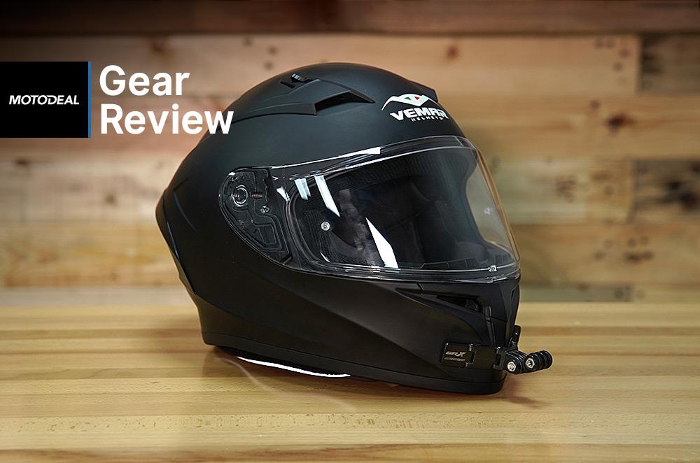 Vemar Ghibli Helmet Review Philippines