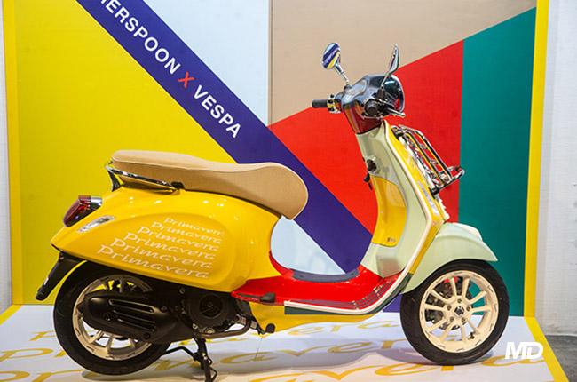 Vespa Primavera Sean Wotherspoon Special Limited Edition