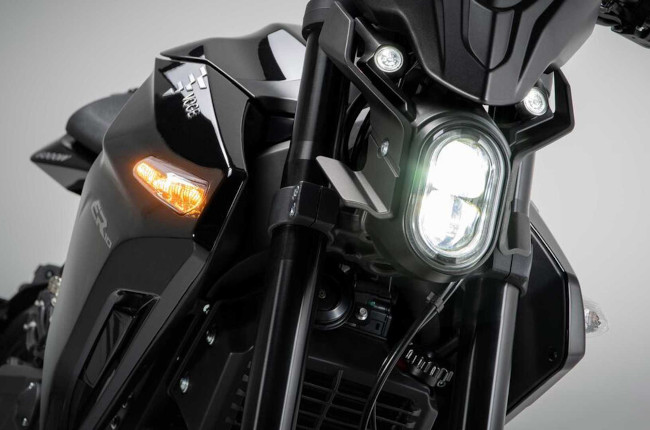 Would you like to see the Voge ER-10 electric motorcycle in the Philippines?