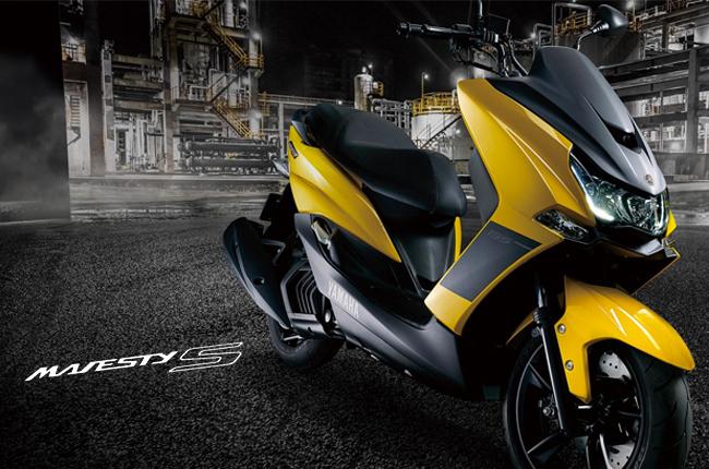 Yamaha Majesty 155