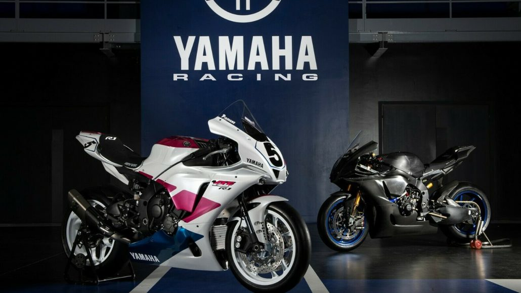 Yamaha R1 Piro