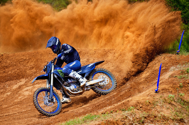 Yamaha updates its 2022 four-stroke off-road lineup
