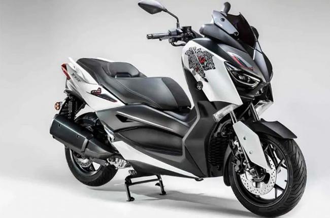 Yamaha XMAX 300 Roma