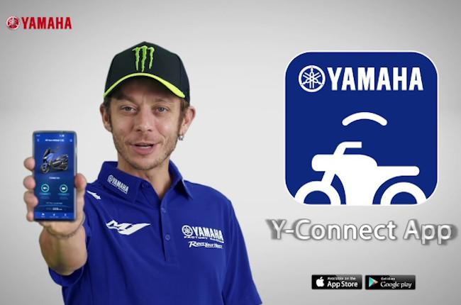 Yamaha Y-Connect App