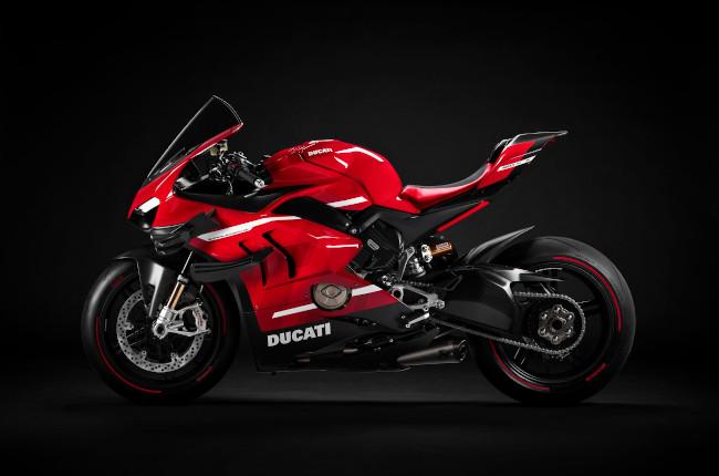 You can buy the Ducati Superleggera V4 for P8-million
