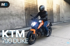 2019 KTM 790 Duke Review - Beyond the Ride