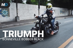 2020 Triumph Bonneville Bobber Black Review - Beyond the Ride