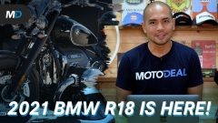 2021 BMW R18 Launches in the Philippines