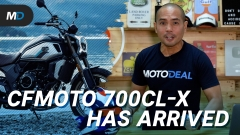 2021 CFMoto 700 CL-X Launches in the Philippines