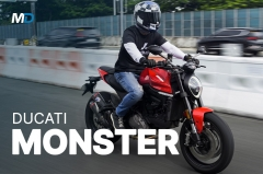 2021 Ducati Monster 937 Review - Beyond the Ride
