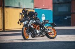 2021 KTM 390 Duke
