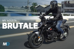 2021 MV Agusta Brutale 800 RR SCS Review - Beyond the Ride