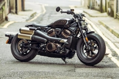5 reasons why the Harley-Davidson Sportster S will change the cruiser game