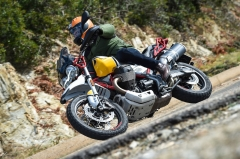 5 things we love about the Moto Guzzi V85 TT