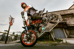 KTM Orange Day Tour