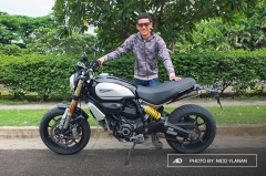 Ducati has just upped the ante with its most powerful Scrambler yet.