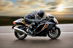 All-New Suzuki Hayabusa