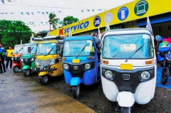 Bajaj RE Three-Wheeler