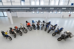 BMW 40 years of GS