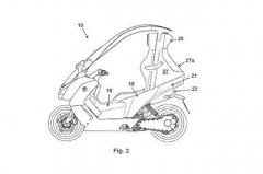 BMW C1 Patent