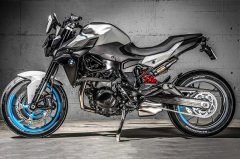 BMW F 900 R Nardo Blue Custom