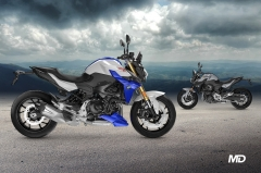 BMW Motorrad rolls out 2022 F-series motorcycles with new colors