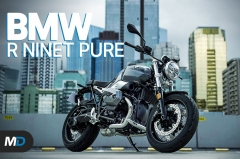 BMW R nineT Pure 1200 Review - Beyond the Ride
