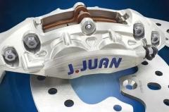 Brembo acquires Spanish brake company J.Juan