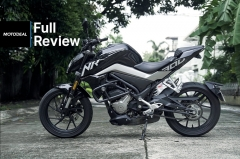 CFMOTO 300 NK Review Philippines
