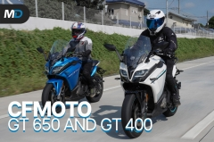 CFMoto GT 650 and GT 400 Review - Beyond the Ride