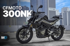 CFMoto NK300 Review - Beyond the Ride