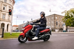 Check out the new Yamaha NMAX 125 launched in Japan