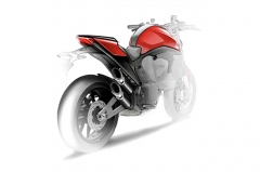 Ducati Monster 821 Sketch