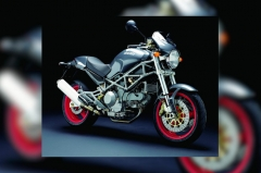 Ducati Monster 916 Senna