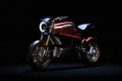 Electric Ducati Concept