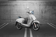 Grab and KYMCO partnership with the Ionex