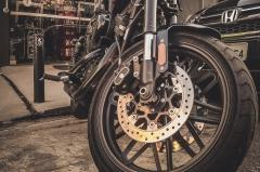 Harley Davidson Brakes