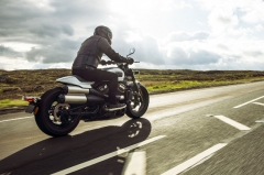 Harley-Davidson unveils all-new Sportster S with 121 hp