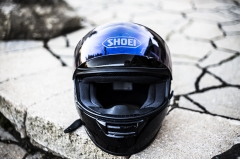 Helmet rider safety