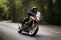 Honda NC 850 Patent