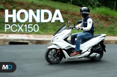 Honda PCX150 Review - Beyond the Ride