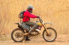 Honda Two Stroke Motorcycle